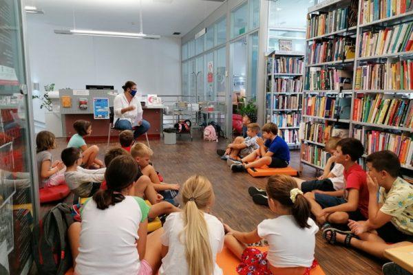 Avgustovski obisk iz EPI centra Piran