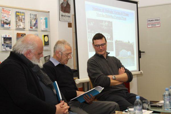 Predstavitev knjige o morski biologiji Trsta in zgornjega Jadrana