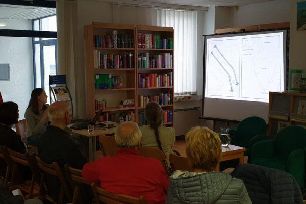 Predavanje ob mesecu krajinske arhitekture