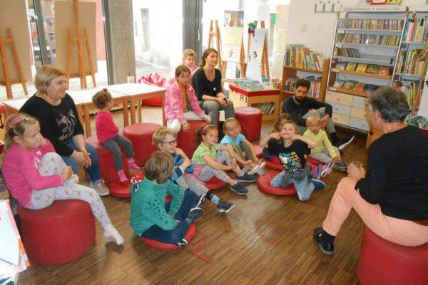 Zaključna pravljična ura s Špelo Pahor