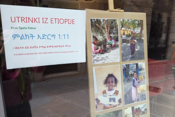 "Razstava ""Utrinki iz Etiopije"""